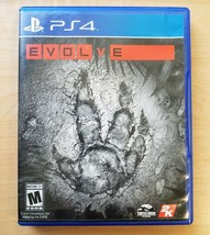 Evolve PS4 Playstation 4 - Trusted Seller -Great Condition - $4.94