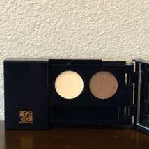 Estee Lauder Eyeshadow Duo 03 Boredeaux Lipstick Divine Wine, Blush 16 Desert - $19.95