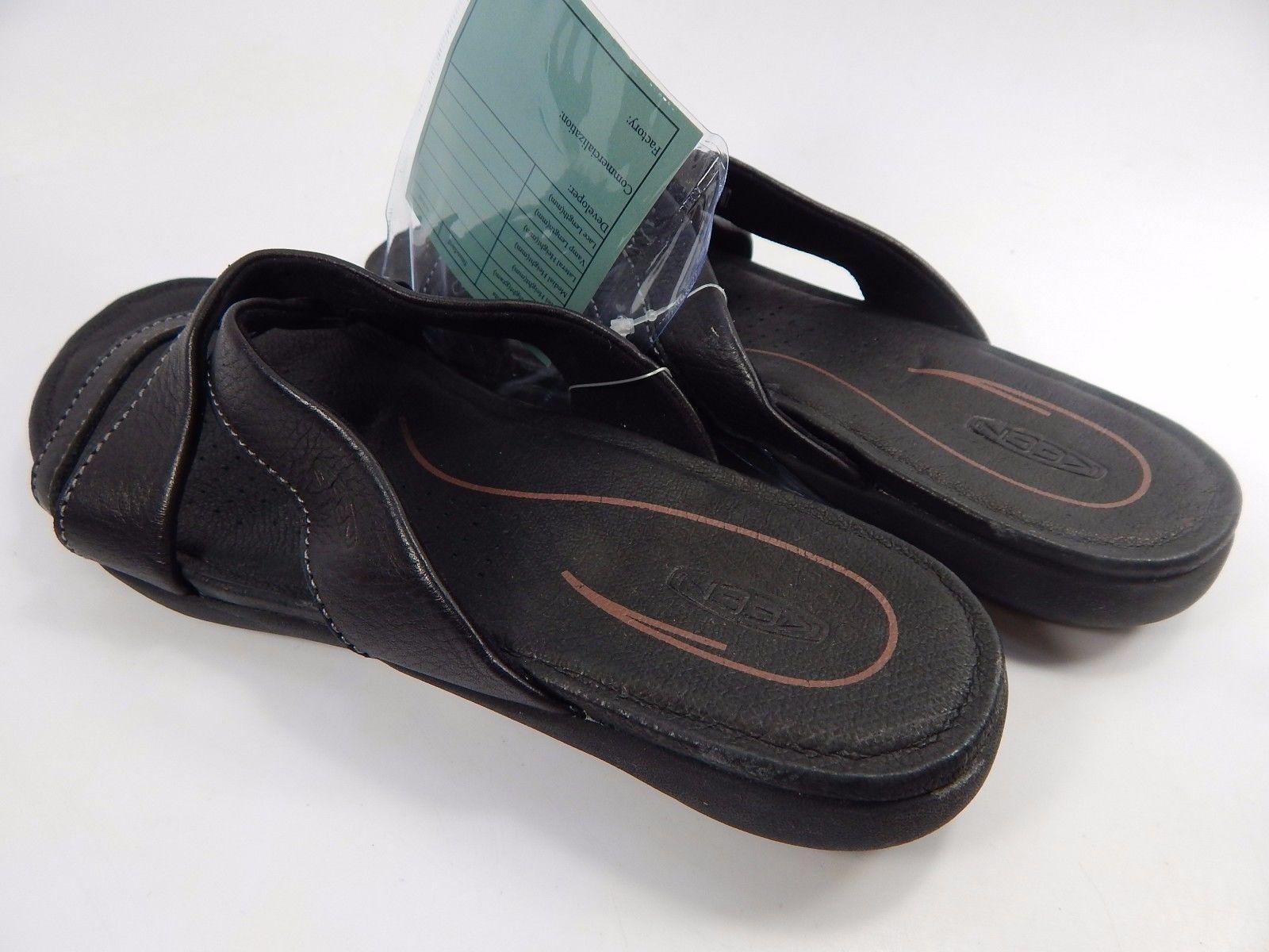 Keen Rose City Slide Women's Sports Sandals Size US 7 M (B) EU 37.5 BLACK