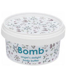 BOMB COSMETICS BODY BUTTER 210 ML NATURAL MADE IN UK NEW - $12.59