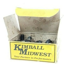 "BOX OF 19 NEW KIMBALL MIDWEST 30-5604 SOCKET SHOULDER SCREWS, 3/8"" X 1/2"" image 2"