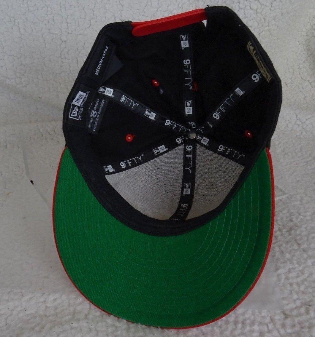 sale retailer 7b938 7e178 New Era Nostalgia Co. Snapback NBA Miami Heat Basketball Hat Baseball Cap  Wool
