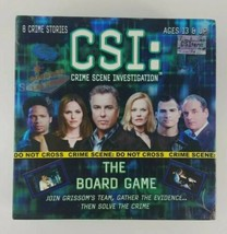 CSI Crime Scene Investigation The Board Game 2004 Specialty  - $10.39