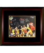 Bobby Jones signed Philadelphia 76ers 16x20 Photo Custom Framed 1983 NBA... - $199.00