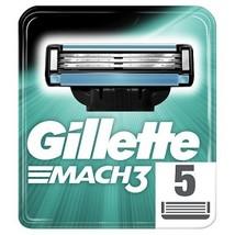 Gillette mach3 rakblad 5 st 1 1 thumb200
