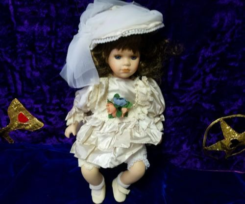 Primary image for Angelina vintage haunted doll