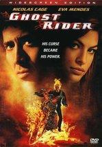 Ghost Rider (2005) DVD