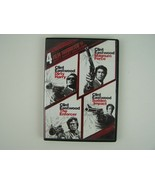 4 Film Favorites Dirty Harry Collection DVD Set Clint Eastwood - $13.85