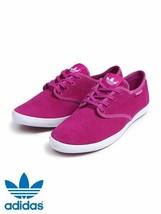 Adidas Original Damen Adria Ps Turnschuhe Schuhe Plimsolls - Leuchtend Pink - $43.38