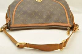 LOUIS VUITTON Monogram Tolum GM Shoulder Bag M40075 LV Auth mk014 image 6