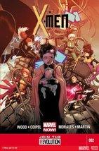 X-Men #2 (Marvel Now!) [Comic] [Jan 01, 2013] - $3.19