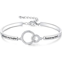 Ado Glo Birthday Gift for Her 'Always My Daughter Forever My Friend' Int... - $20.11