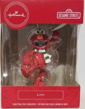 Hallmark 123 Sesame Street Elmo Christmas Tree Ornament  (LOC C4-2021) - $14.01