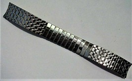 """Vintage Admiral Stainless Steel NEW Watch Band 6"""" - $18.76"""