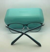 New TIFFANY & CO. Eyeglasses TF 2168 8055 54-17 140 Black Blue & Silver Frames