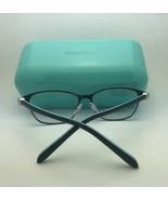 New TIFFANY & CO. Eyeglasses TF 2168 8055 54-17 140 Black Blue & Silver ... - $399.98