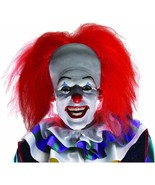 Pennywise Wig It Movie Scary Clown Dress Up Halloween Adult Costume Acce... - $19.43