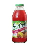 EVERFRESH FRUIT PUNCH - 3 Cases----Each  Case Is 24 X(300ML) - $72.26