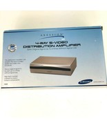 Samsung Axession 4-way S-video Distribution Amplifier Power Supply V2302  - $55.43