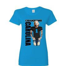 Marilyn Monroe Champions Panther Ladies T-shirt Sports Clothing - $20.00+