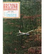 ARIZONA HIGHWAYS - 1967 July - $10.00