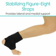 Vive Lace Up Ankle Brace - Foot Support - Size Medium (OPEN BOX NEW) USA----FL image 4