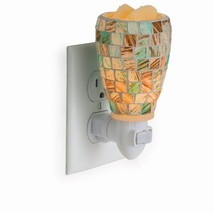 Sea Glass Plug In Fragrance Warmer - $14.99