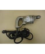 Van Dorn Tools Electric 1/4in Drill 110V 1.8A 2000 RPM Junior Vintage - $101.06