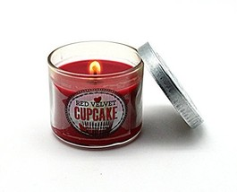 Bath and Body Works Red Velvet Cupcake Scented Candle - $15.83