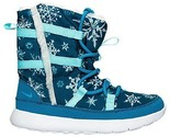 NIKE Roshe One Hi Preschool Girls 8 10 Water Resistant Sneaker Boots Snow Boots