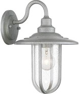 Minka Lavery 73191-715 Signal Park Clear Seeded Glass Outdoor Wall Sconc... - $155.94