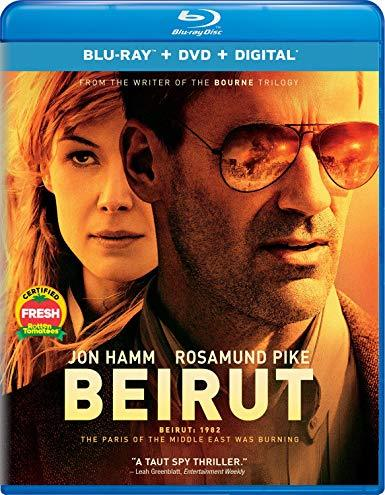Beirut [Blu-ray+DVD+Digital, 2018]