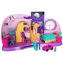 Polly Pocket Toys Kids Dolls Transformation Play Set Games 2018   - $52.01