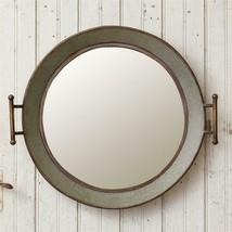 Wall Mirror - Galvanized Wash Tub - $109.99