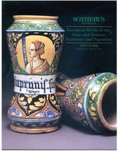 Sothebys NY May 1995 - 17th - 19th C EUROPEAN Furniture, Tapestries, Arm... - $16.81