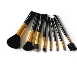 MakeUp Primier Brushes Set 8 Pcs Black