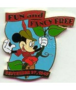 Mickey Mouse dated 1947 Authentic  Fun Fancy Free Authentic Disney pin - $9.99