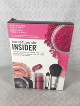 NEW bareMinerals Insider 5 Piece Collection for Eyes, Lips and Cheeks HTF - $35.99