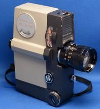 SANKYO 8-CM Vintage Movie Film Camera PRONON f/1.8 Lens JAPAN AS IS - $25.20