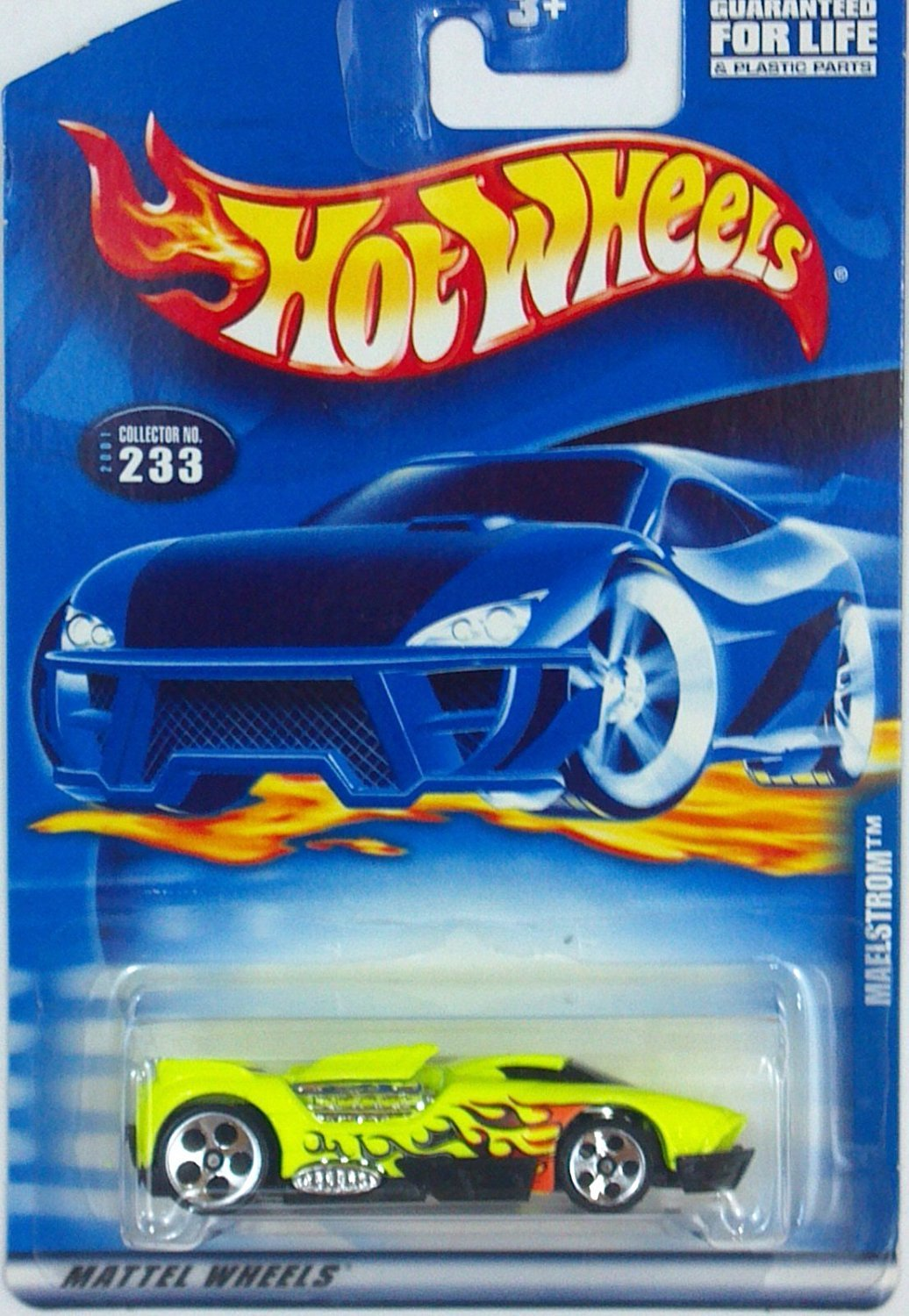Primary image for Hot Wheels Maelstrom Year: 2000
