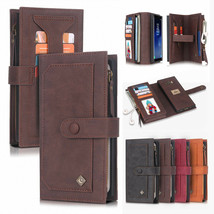 Multifunction Leather Removable Wallet Case Cover for Samsung Galaxy Note9/S8/S9 - $97.68