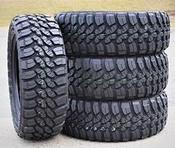 Set of 4 FOUR Forceum M/T 08 Plus Mud-Terrain Radial Tires-LT235/75R15 104/101Q