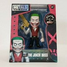 JadaToys The Joker Boss 4 Inch (M19) Metals  DC Suicide Squad - $9.50