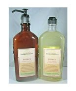 Bath & Body Works Aromatherapy Body Lotion Wash Energy Bergamot Coriande... - $79.99
