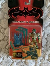 Offered is a Kenner Batman & Robin Frostbite Action Figure 1997 - $11.63