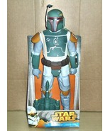 2013 Star Wars - Boba Fett 18in figure -New MIB - $39.59