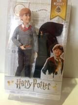 Harry Potter Figure 2018 Mattel Wizard World Ron Weasley - $8.91