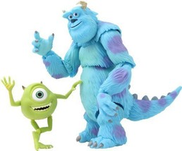 New Tokusatsu Revoltech No.028 Monsters, Inc. Sulley & Mike Figure Kaiyodo F/S - $108.04