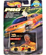 Hot Wheels Upper Deck Racing 1st Edition #4 Bobby Hamilton Kodak Chevy 1998 - $6.92