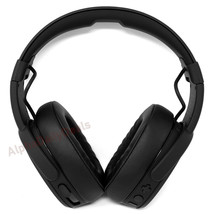 Skullcandy Crusher Wireless Headphones Bluetooth Over Ear Black Extra Bass - $79.99